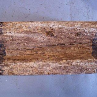 Grenadill ca. 150 x 85 x 365 mm, 4,1 kg, luftgetrocknet 2009