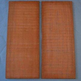 Bubinga Böden, ca. 550 x 200 x 5 mm