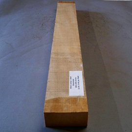 Maple Guitar neck, Rift, 1st choice, 850 x 100 x 50 mm