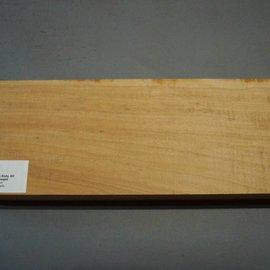 Anegre, Longhi Body, geriegelt, 550 x 180 x 48 mm
