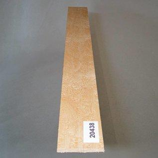 Ahorn, VOGELAUGENAHORN, Griffbrett, 520 x 70 x 10 mm
