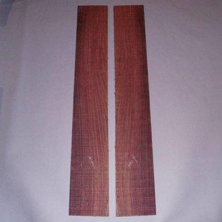 Ostindisch Palisander Western, Zargen ca. 870 x 130 x 5 mm