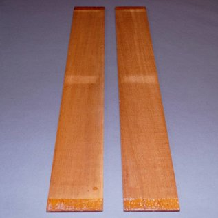 Swietenia Mahagony sides, approx. 780 x 105 x 5 mm, 0,6 kg