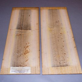 Dutch elm bottoms, B-Quality, approx. 520 x 200 x 4,5 mm