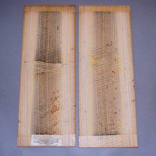 Dutch elm bottoms, B-Quality, approx. 520 x 200 x 4,5 mm, 0,6 kg, mirror cut