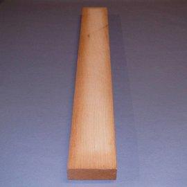 Swietenia Mahagoni Hals, Flach ca. 90 x 30 x 770 mm