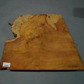 Amboina approx. 380 x 310 x 40 mm, 2,5 kg