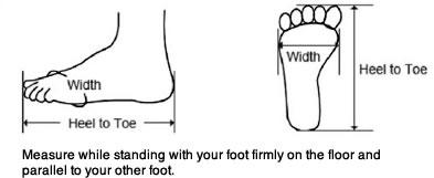 Heel To Toe Shoe Size >> Shoe Sizes For Giaro Models Shoebidoo Shoes Giaro High Heels