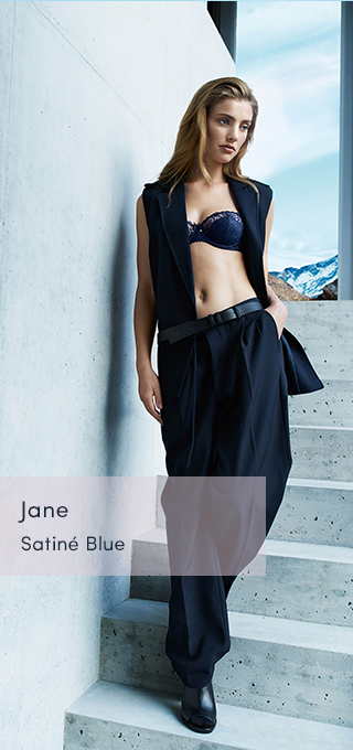 Marie Jo Jane Satine Blue