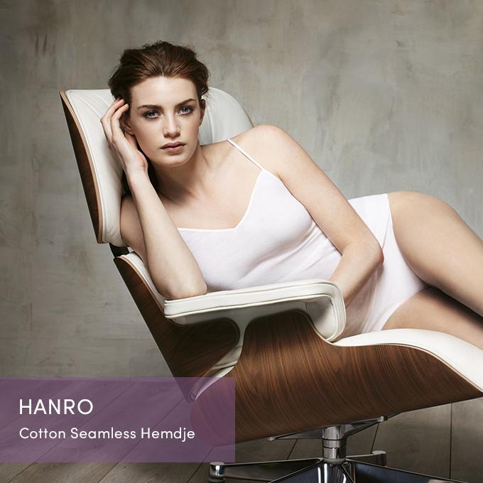 Hanro Cotton Seamless 1601
