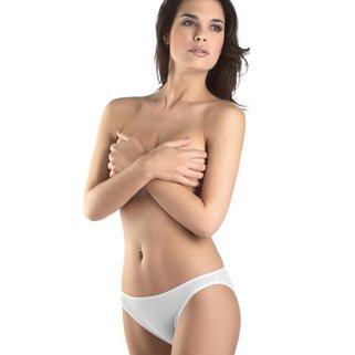 Hanro Slip Cotton Seamless 071624 white