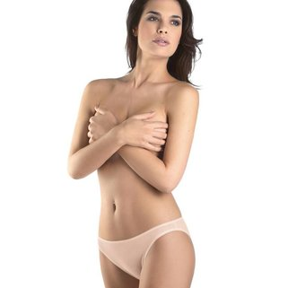 Hanro Slip Cotton Seamless 071624 skin