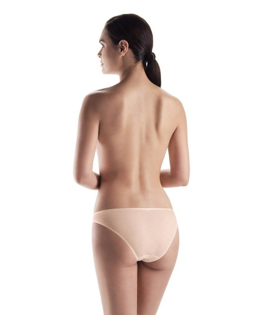 Hanro Slip Cotton Seamless 071624 skin