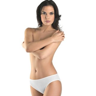Hanro Rio Slip Cotton Seamless 071626 white