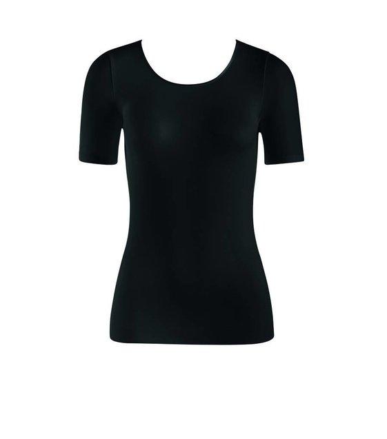 Hanro Shirt Cotton Seamless 071630 black