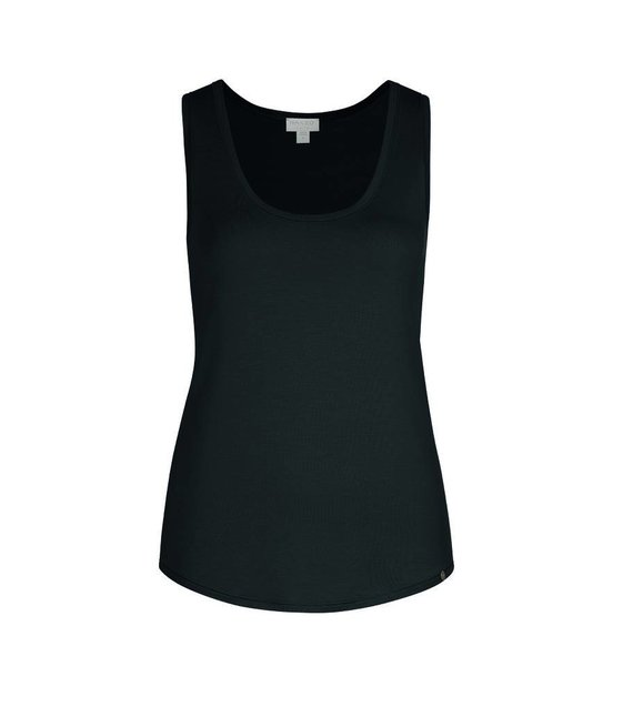 Hanro Tank Top Yoga 077995 black