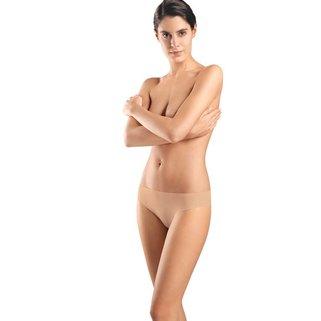 Hanro Slip Invisible Cotton 071226 beige