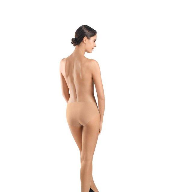 Hanro Taille Slip Invisible Cotton 071228 beige