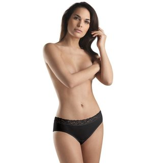 Hanro Slip Moments 071482 black