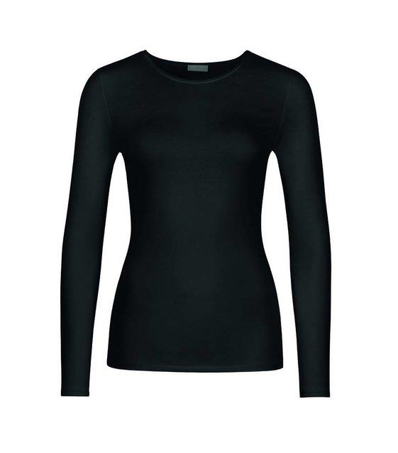 Hanro Shirt Soft Touch 071259 black