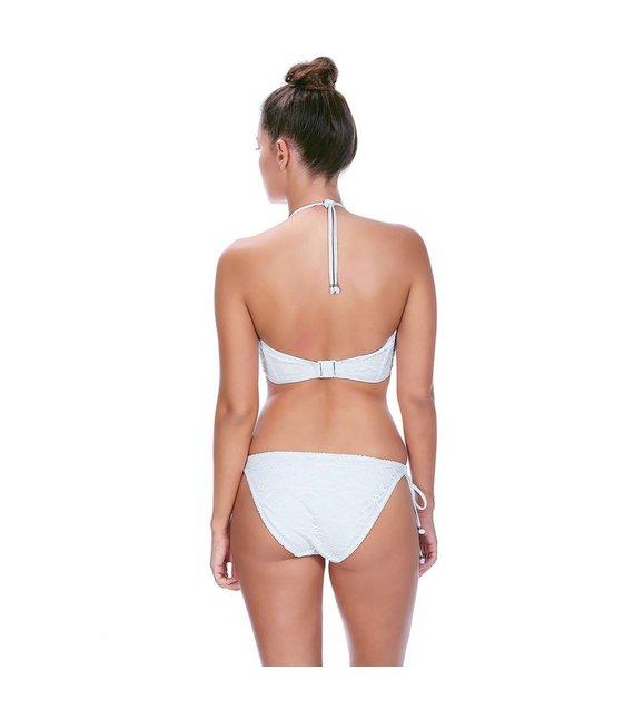 Freya Hi-Neck Bikini Top Sundance AS3973 White