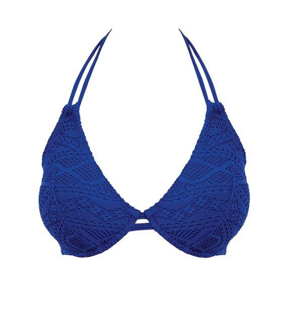 Freya Halter Bikini Top Sundance AS3971 Cobalt