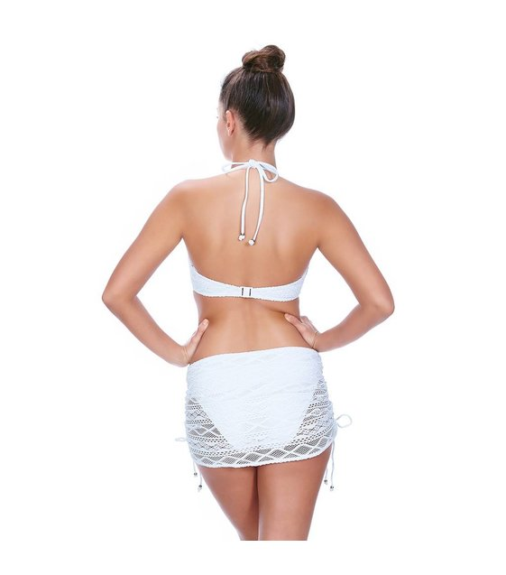 Freya Skirt Bikini Slip Sundance AS3977 White