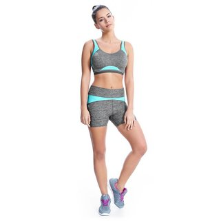 Freya Sport Crop Top Epic AA4004 Carbon