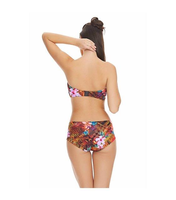Freya Bandeau Bikini Top AS3723 Safari