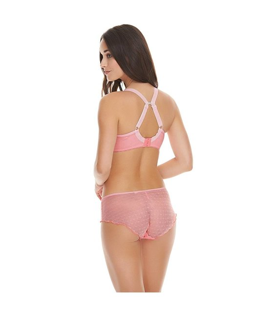 Freya Lingerie Voorgevormde Plunge BH Deco Vibe AA1704 Candy