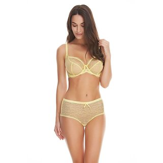 Freya Lingerie Plunge BH Fancies AA1011 Lemon
