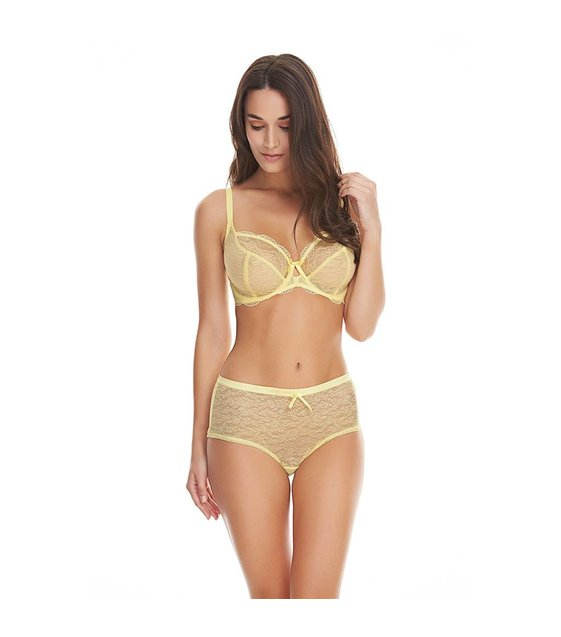 Freya Lingerie Hipster Short Fancies AA1015 Lemon