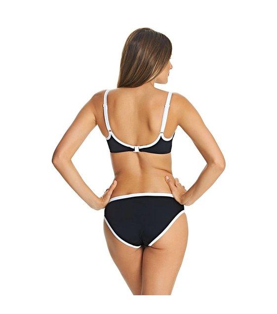 Freya Bikini Slip Back to Black AS3706 Black