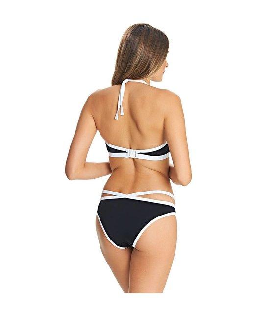 Freya Bikini Slip Back to Black AS3707 Black