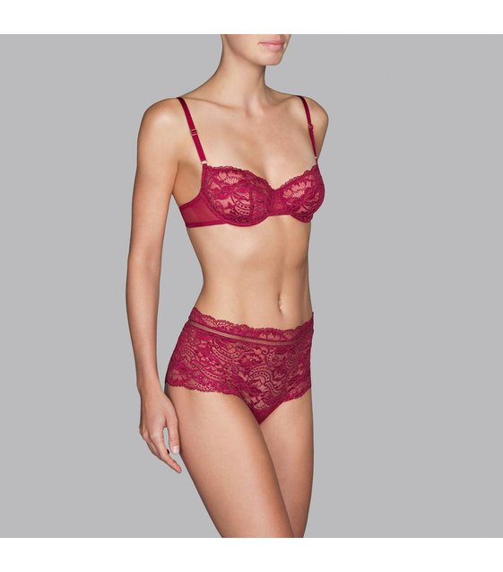 Andres Sarda Short Venus 3307154 Bourgogne
