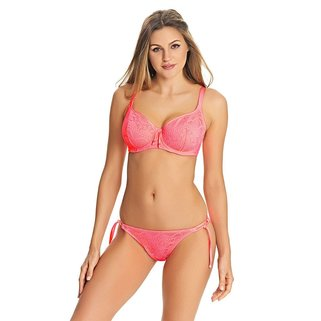 Freya Sweetheart Bikini Top Sundance AS3970 Flamingo