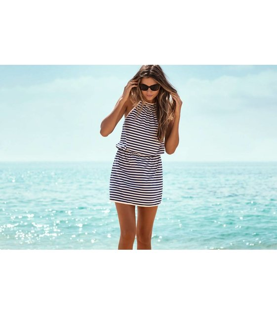 Freya Dress Drift Away AS3488 Navy
