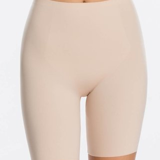 Spanx Shaper Short Lange Pijp 10005R Soft Nude