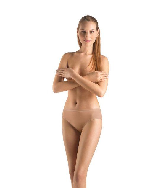 Hanro Midi Brief Soft Touch 071253 Nude