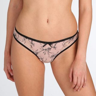 Marie Jo String Slip Blossom 0602150 Powder Rose