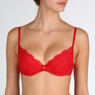 Marie Jo Push-Up BH Sofia 0102057 Rood