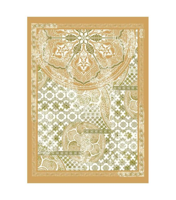 Maryan Mehlhorn Pareo Orient 3880-608 White Curry