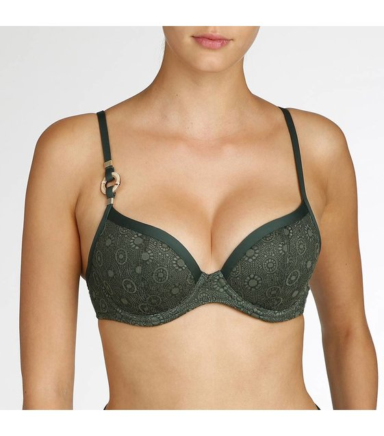 Marie Jo Swim Bikini Top Romy 1000217 Palm Tree