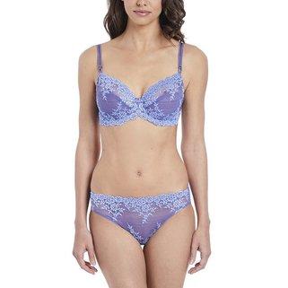 Wacoal Rio Slip Embrace Lace WA064391 Purple