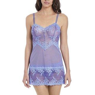 Wacoal Nachthemdje Embrace Lace WA814191 Purple