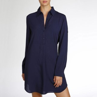 Marie Jo Swim Blouse Francoise 1001096 Blue Moon