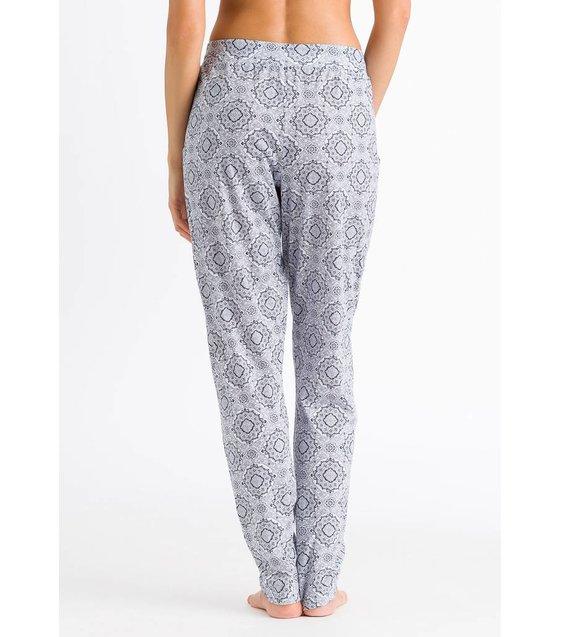 Hanro Pyjama Broek Lounge 077880 Ornamental Print