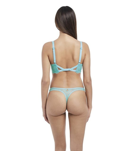 Freya Plunge BH Fancies AA1011 Aquamarine