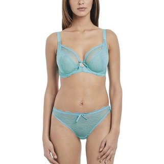 Freya String Slip Fancies AA1008 Aquamarine
