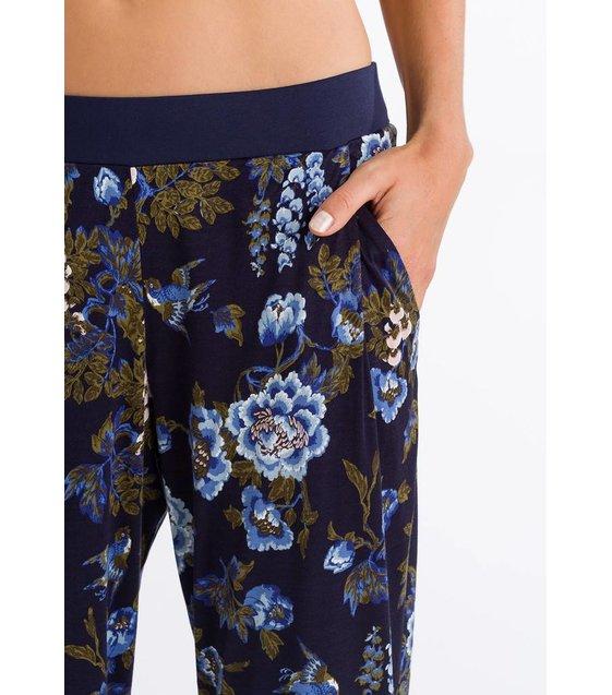 Hanro Broek Zahra 076399 Flower Print